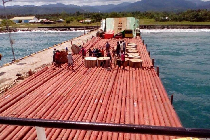 Rasio elektrifikasi Maluku capai 8266 persen