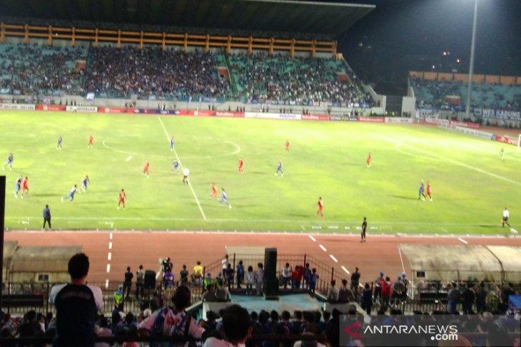 Liga 1, PSIS-Borneo FC imbang 2-2