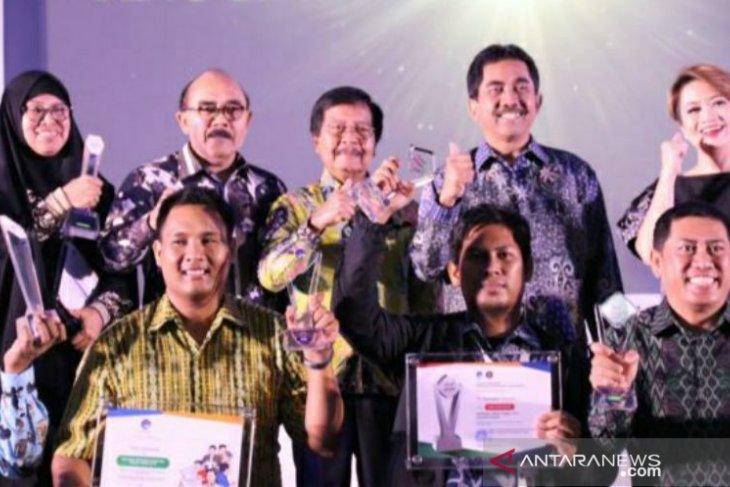Wagub Babel hadiri Anugerah Media Humas 2019