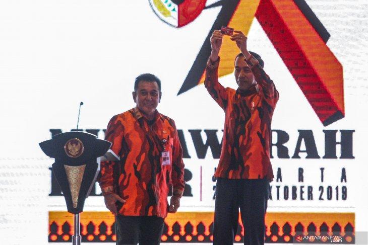 Presiden resmikan pembukaan Musyawarah Besar Pemuda Pancasila