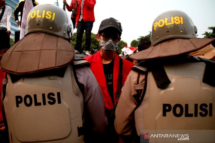 Indonesian young protesters offer hope to safeguard freedom, democracy