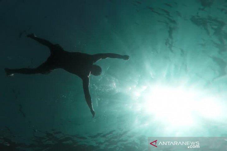 Turis Perancis terseret arus di Pantai Pasut