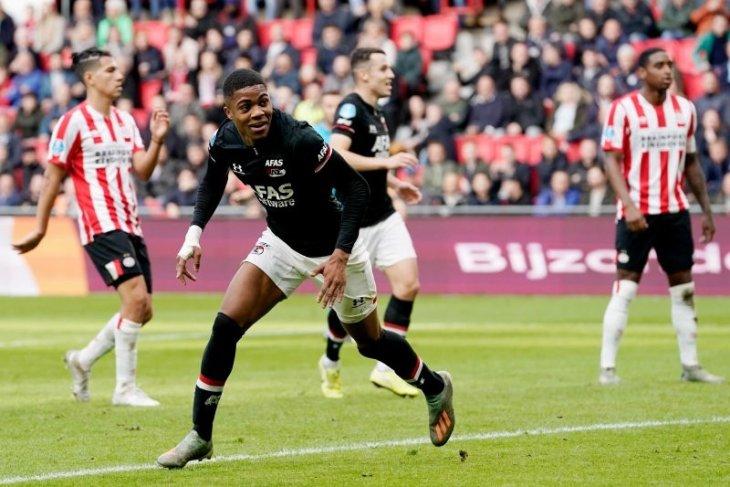 Liga Belanda, PSV dipermalukan AZ Alkmaar 0-4