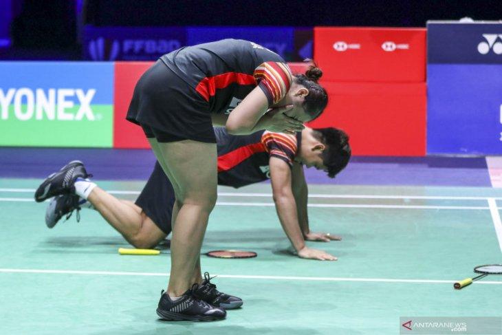 Hentikan pasangan Adcock, Praveen/Jordan melaju ke perempat final