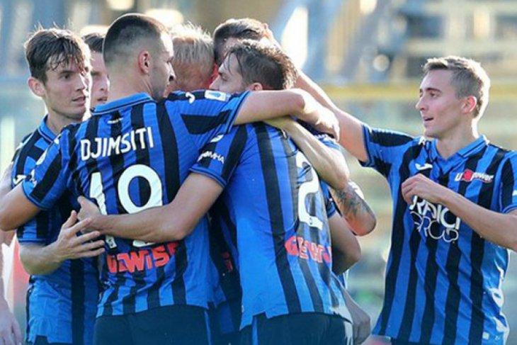 Liga Italia - Atalanta pesta gol saat menjamu Udinese, Napoli ditahan imbang SPAL
