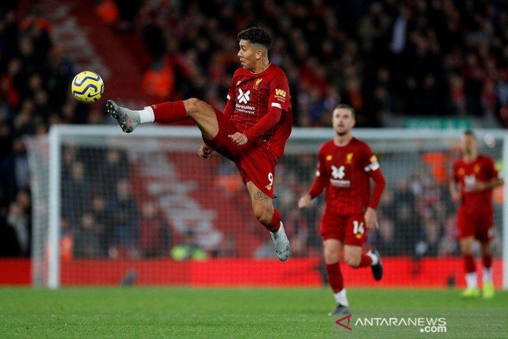 Klasemen Liga Inggris, Liverpool mantap di puncak