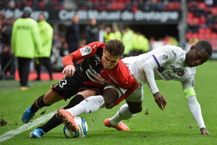 Liga Prancis, Toulouse, Saint-Etienne gagal lanjutkan tren positif