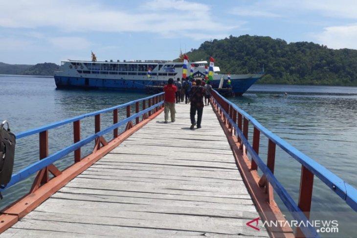Pemkab Wondama dorong pembangunan infrastruktur kepulauan