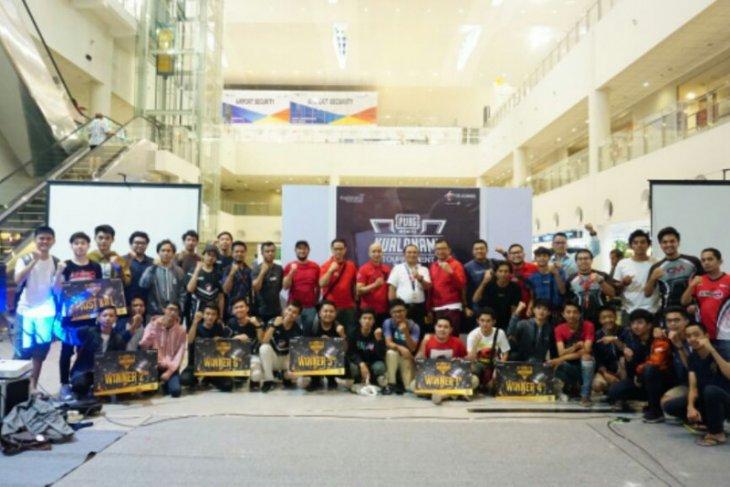 Telkomsel gelar Tournament Battleground (PUBG) di Bandara Kualanamu