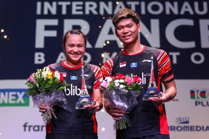 Praveen/Melati sebut komunikasi jadi kunci Juarai French Open 2019