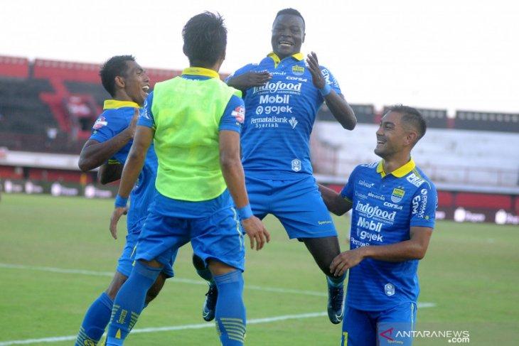Hasil Liga 1: Persib vs Persija 2-0, kemenangan berharga Maung Bandung