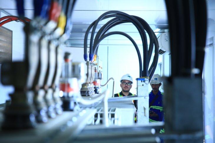Pelindo III tambah fasilitas jaringan listrik untuk kapal sandar