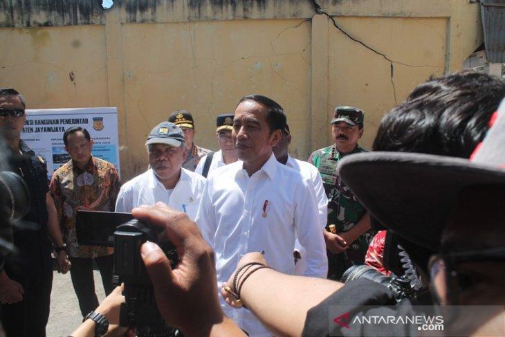 Presiden tindaklanjuti pemekaran provinsi Papua tengah