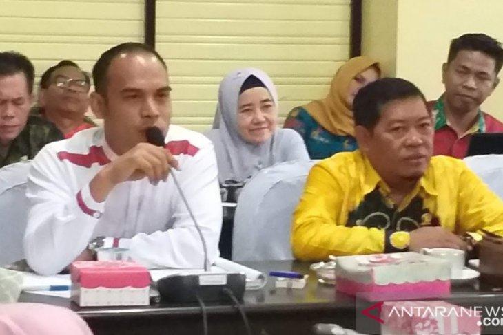 DPRD terima dokumen pemekaran Kabupaten Kambatang Lima