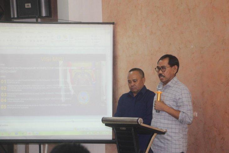 Lahabato gandeng Asghar Saleh di Pilkada Kota Ternate