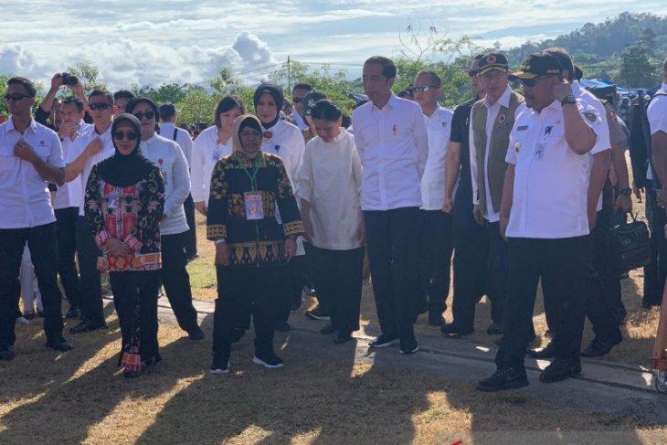 President stresses public alertness against natural disasters