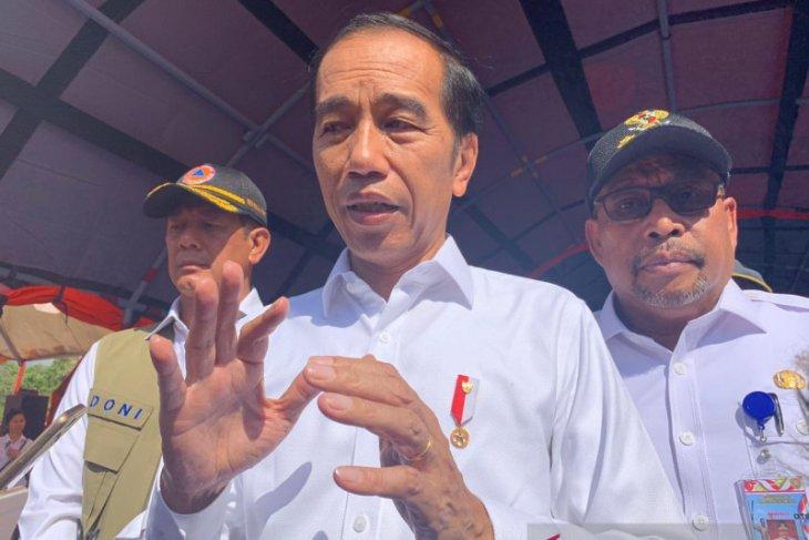 Presiden Bantuan korban gempa Ambon cair 6 bulan pascabencana