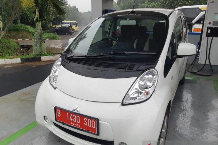 Mobil listrik hanya butuh Rp150 per kilometer
