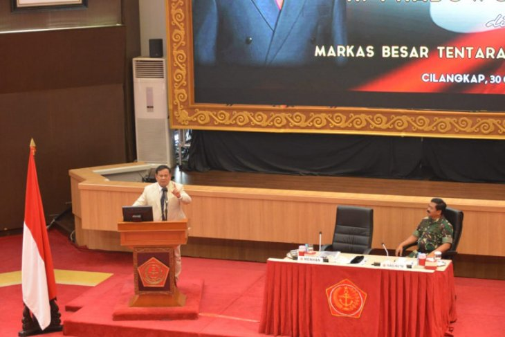 Ini janji Prabowo soal alutsista TNI