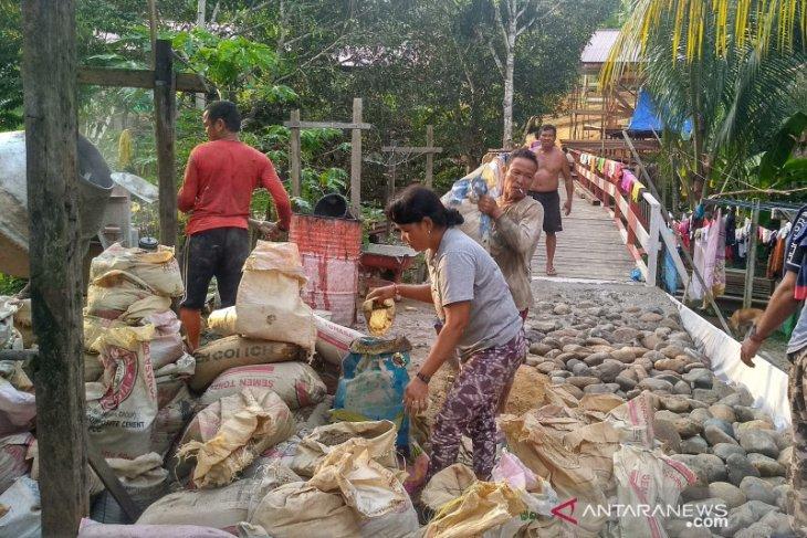DPMK Mahulu monitor hasil pembangunan kampung