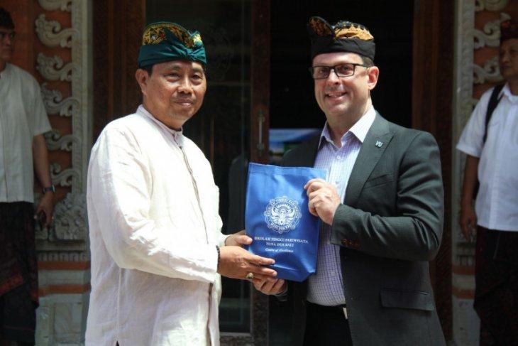Mahasiwa Politeknik Pariwisata Bali seleksi