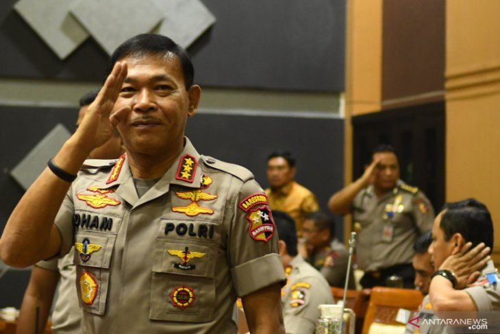 Ketua MPR Bamsoet: dua