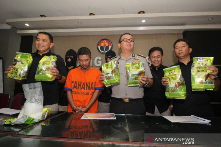 Polda Jatim tembak mati bandar narkoba jaringan Mojokerto