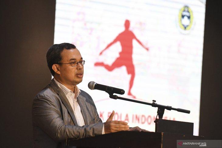 Pengurus PSSI diharapkan tidak mempunyai posisi di kepengurusan klub