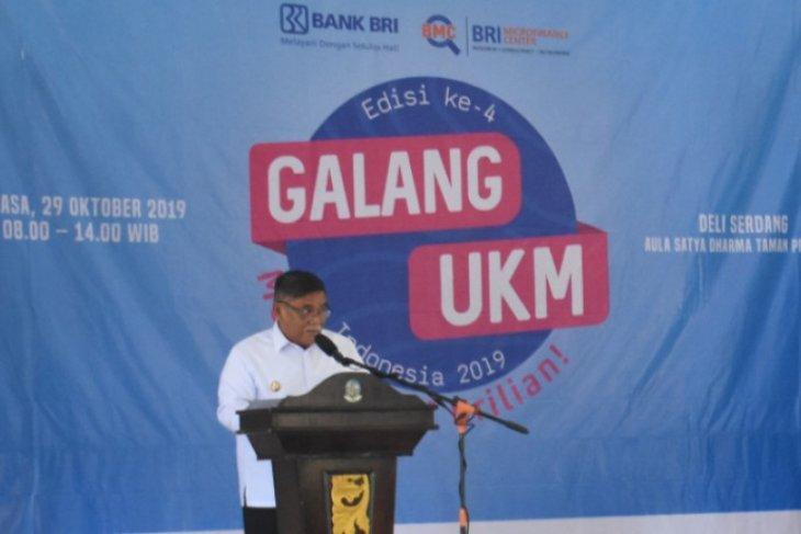 Wabup: Pemkab Deliserdang terus motivasi pelaku UMKM