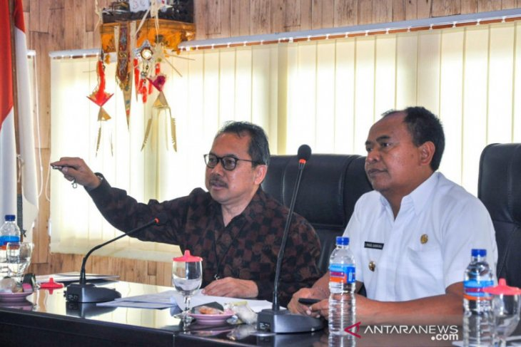 Bank Indonesia minta Pemkab Bangli aktif serap produksi petani