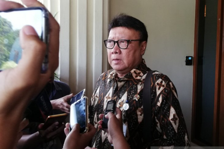 Tjahjo Kumolo ingatkan masyarakat waspadai surat palsu mengatasnamakan Menteri PANRB