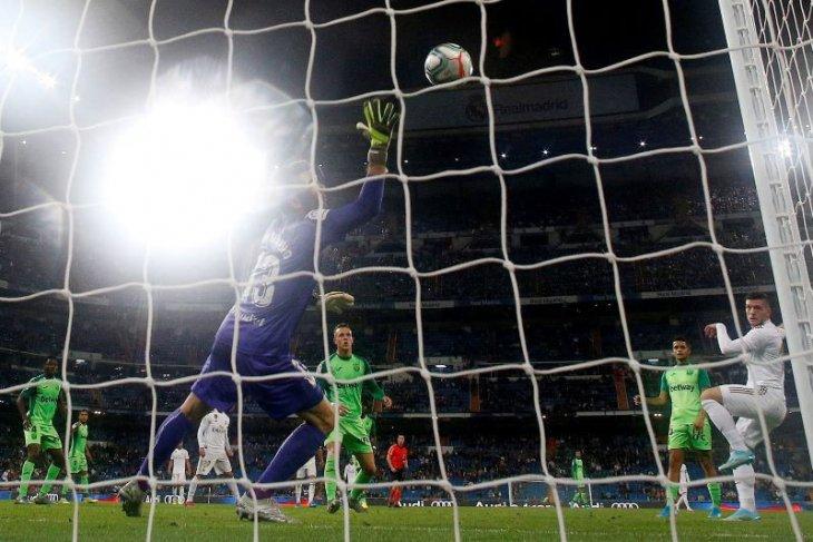 Liga Spanyol, Real Madrid gelontor Leganes lima gol tanpa balas