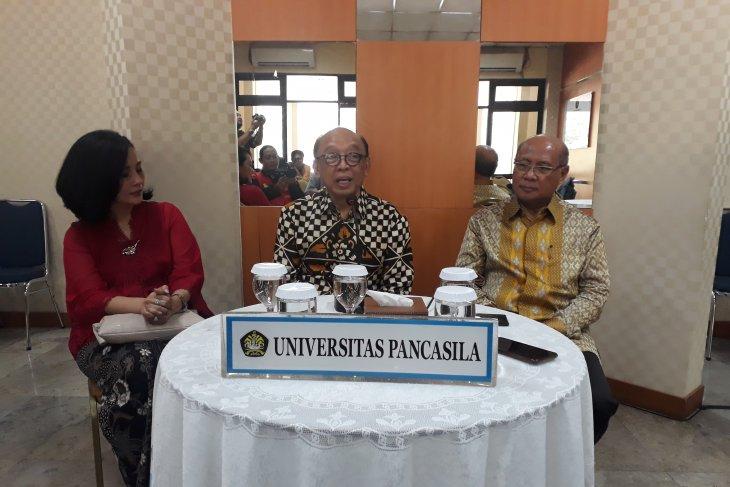 Universitas Pancasila tingkatkan mutu pendidikan dengan lahirkan SDM yang kompetitif
