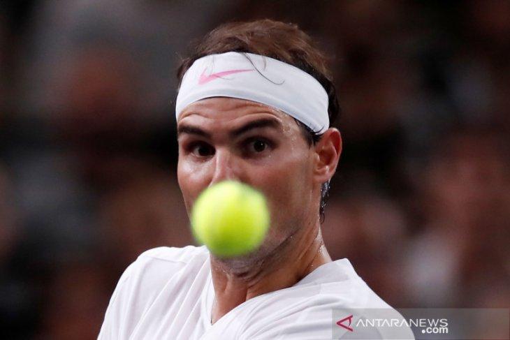 Nadal hasilkan kemenangan pertama pada grup Andre Agassi ATP Finals 2019