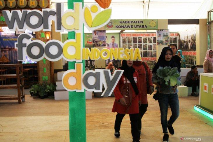 Pemkab Kepulauan Sula promosikan makanan lokal di Hari Pangan Dunia