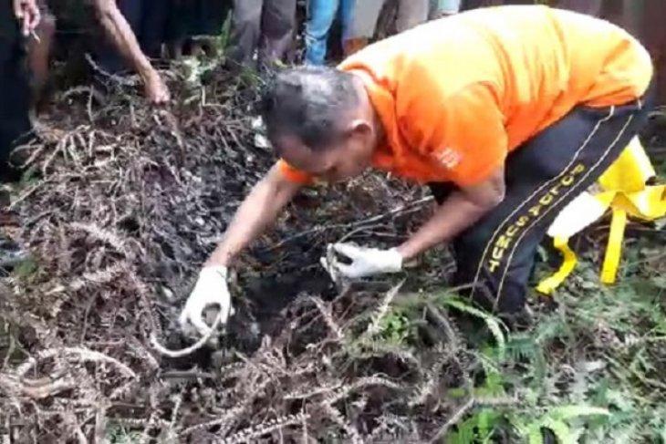 Pergi dari rumah, Juara Manalu ditemukan tinggal tulang belulang