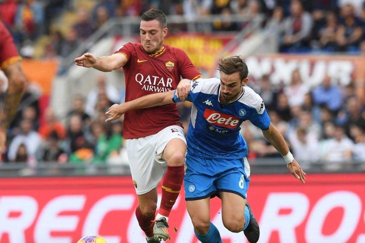 Liga Italia, AS Roma menang 2-1 atas Napoli