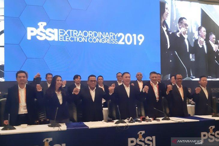 Exco PSSI 2019-2023 siap lanjutkan program pengurus sebelumnya