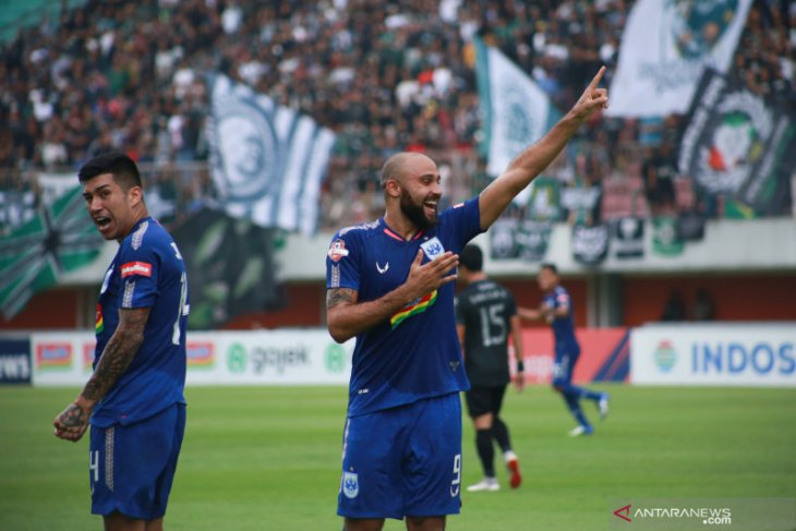 Hasil Liga 1: PSIS vs Bali United 1-0