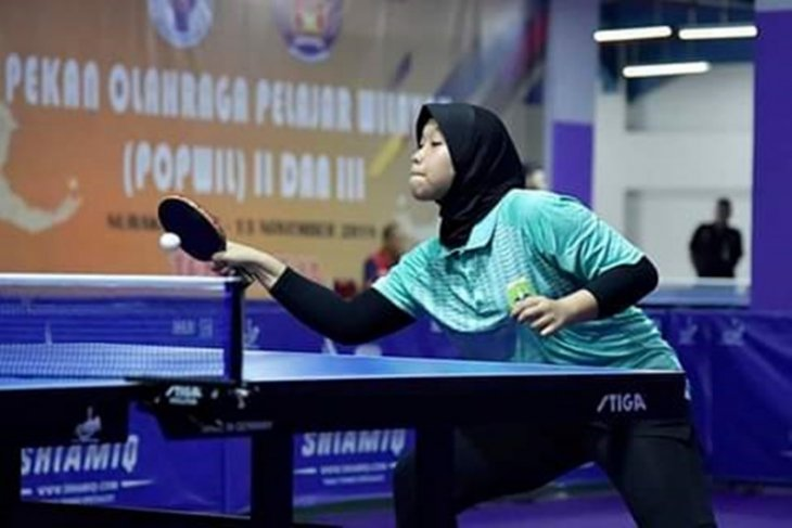 Windi putri PKL Pandeglang, atlet tenis meja lolos ke PON