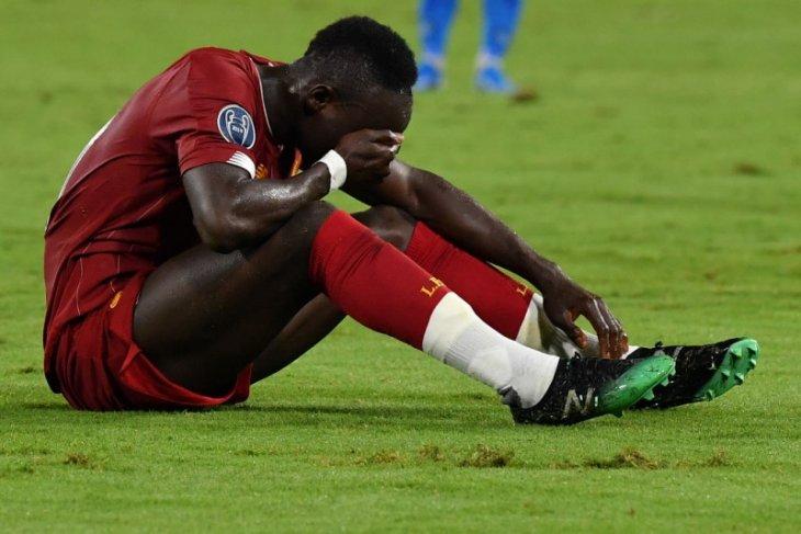 Guardiola tuduh Sadio  Mane