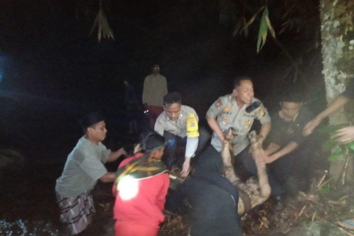 Dua mahasiswa tewas di TN Gunung Rinjani