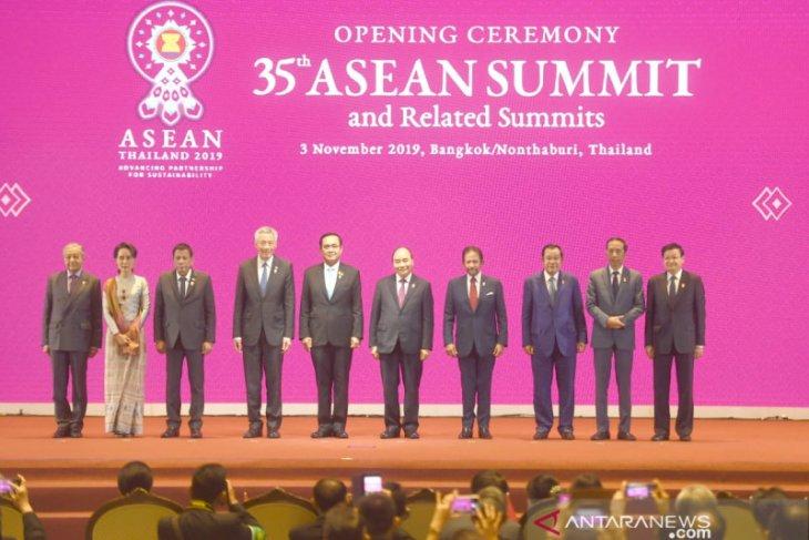 Jokowi emphasizes need for strategic trust for regional stability