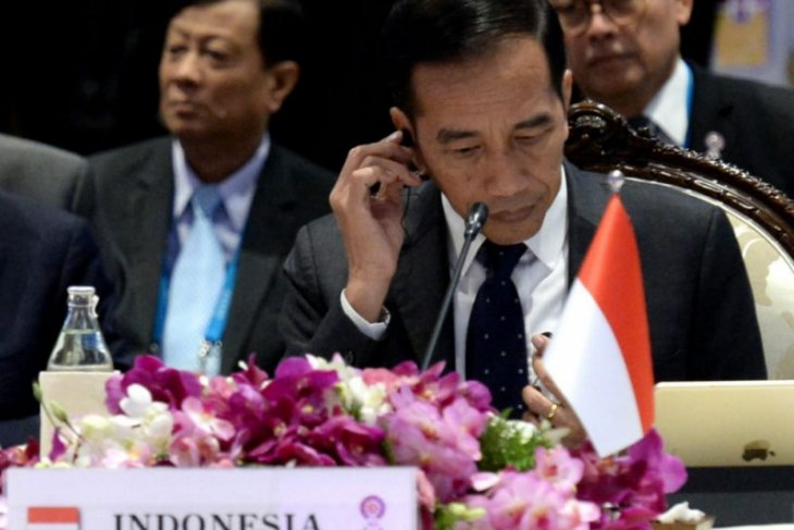 Indonesia hopes Rakhine situation back to normal again: Jokowi