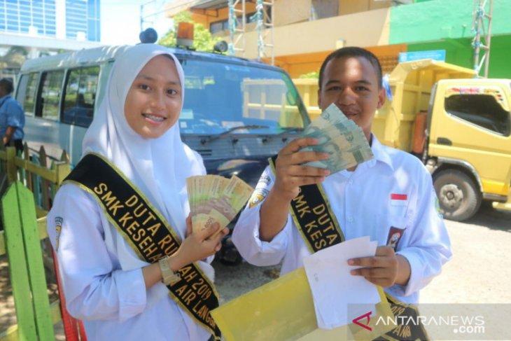 Duta Rupiah jelaskan cara memperlakukan rupiah ke  masyarakat