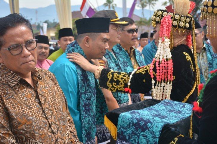 Waka dan anggota DPRD Dapil Kerinci-Sungapenuh hadiri pembukaan Festival Kerinci