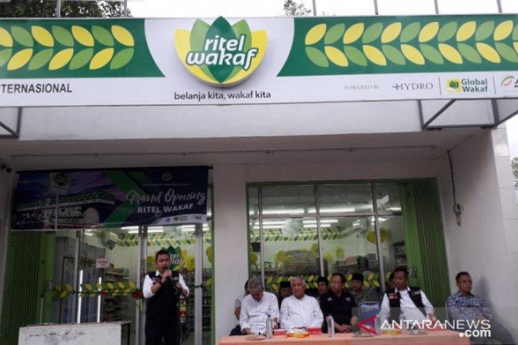 Ritel Wakaf cara ACT untuk memutus rantai kemiskinan