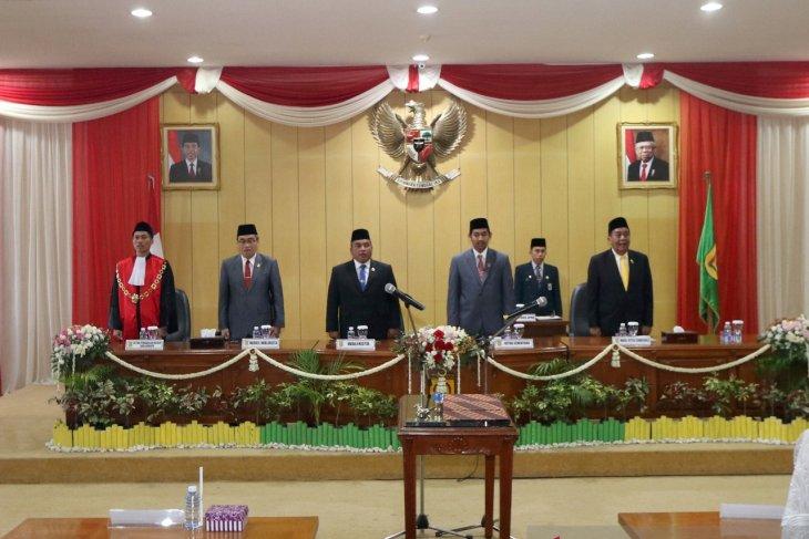 Wali Kota berharap hubungan eksekutif - legislatif harmonis