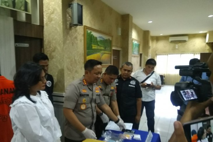 South Jakarta police  foil an attempt to trade 24 kg of marijuana