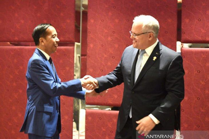 Jokowi to visit Australia for discussion on IA-CEPA ratification